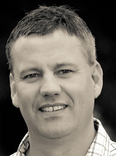 Brian Peers - Treasurer